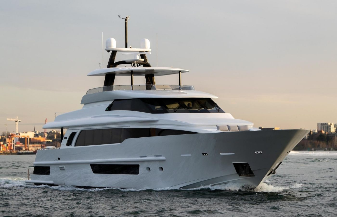 Owner Of A Crescent 117 Accepting Bitcoin, Ethereum + Dogecoin For Yacht Purchase