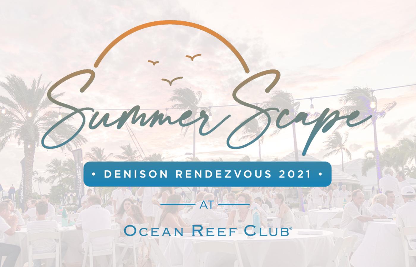 Yacht Summer Rendezvous At Ocean Reef [Boat Trip]