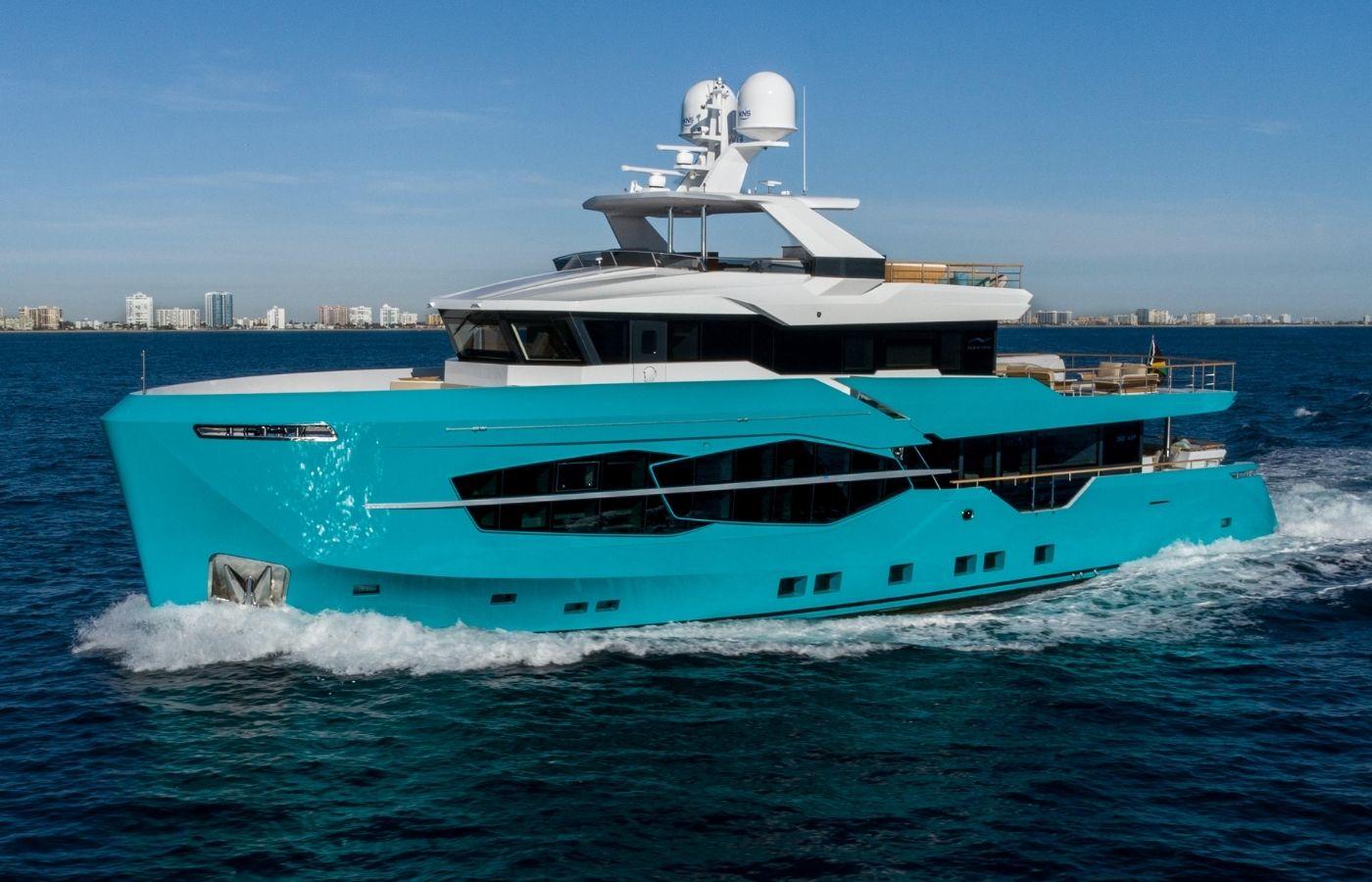 105 Numarine 2021 Yacht Sold By Alex Clarke + Jace Kizzier