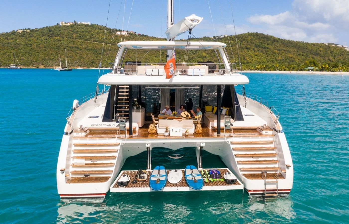 Best Things To Do During A BVI Yacht Charter