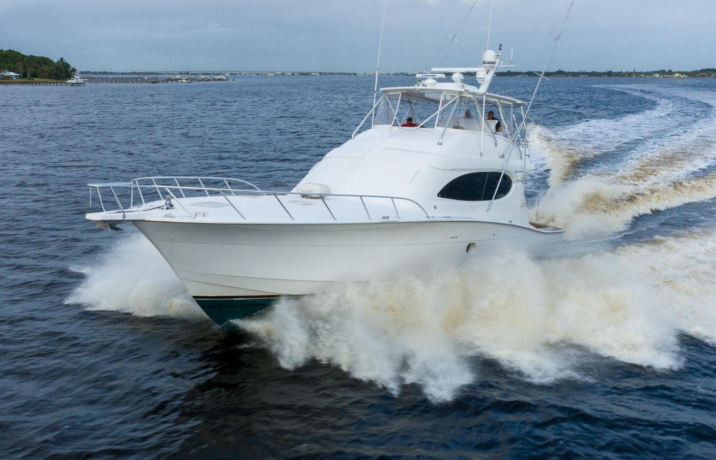 64 Hatteras Sportfish Yacht Sold By Russ Schafer