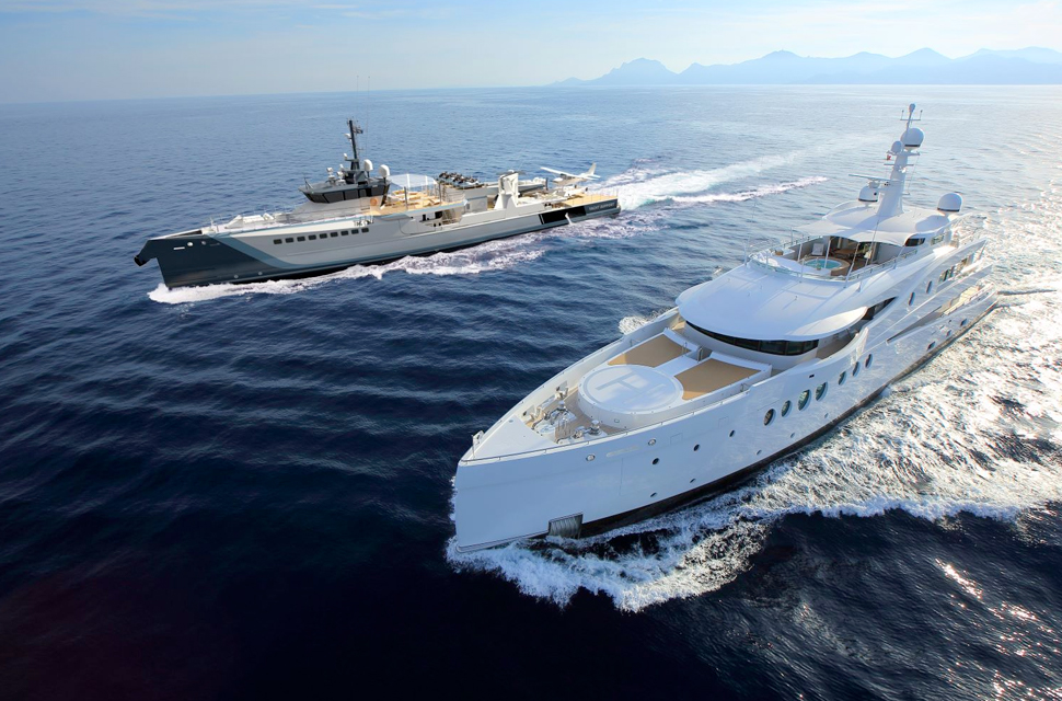 182' Support Yacht Damen Yachting   TIME OFF - photo 5