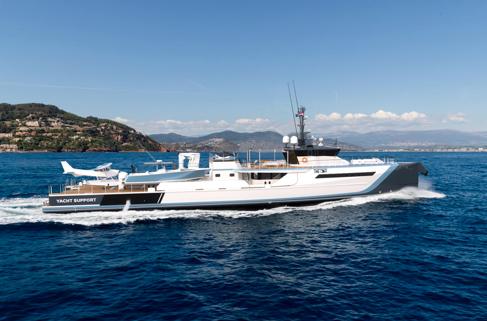 182' Support Yacht Damen Yachting   TIME OFF - photo 2