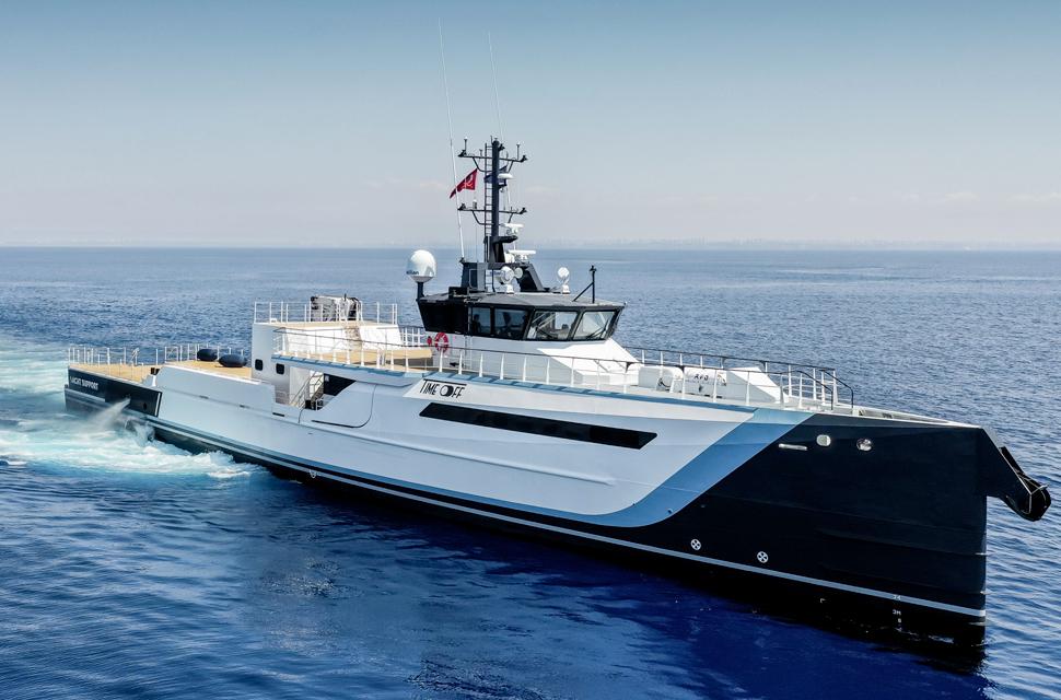 182' Damen Yachting