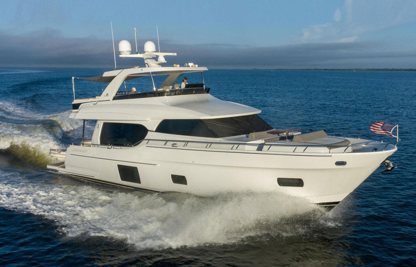 70 Ocean Alexander PLAYBOOK Sold Through In-House Deal