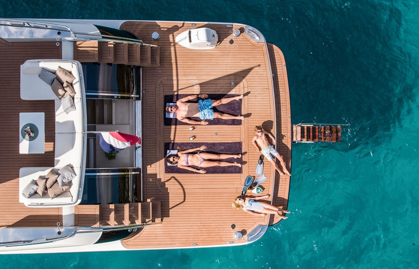 The Best Superyacht Beach Clubs For Easy Access To The Water