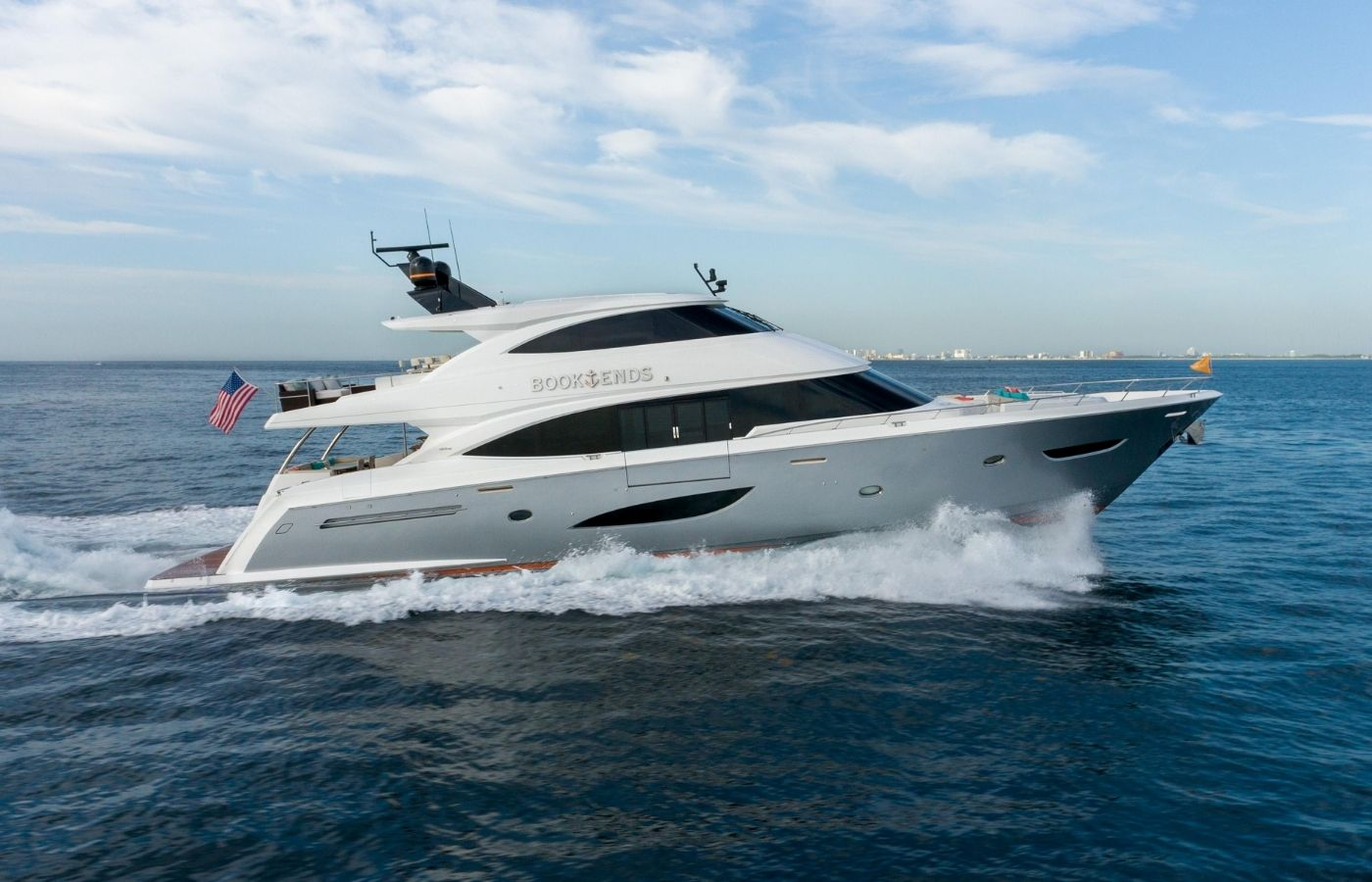 93 Viking Motor Yacht Sold By Thom Conboy + Chris Collins