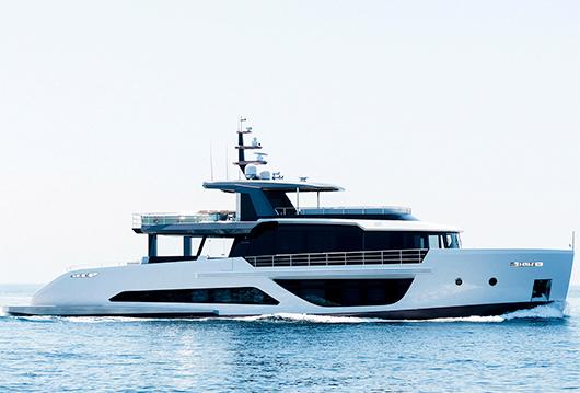 102' Alpha Yachts
