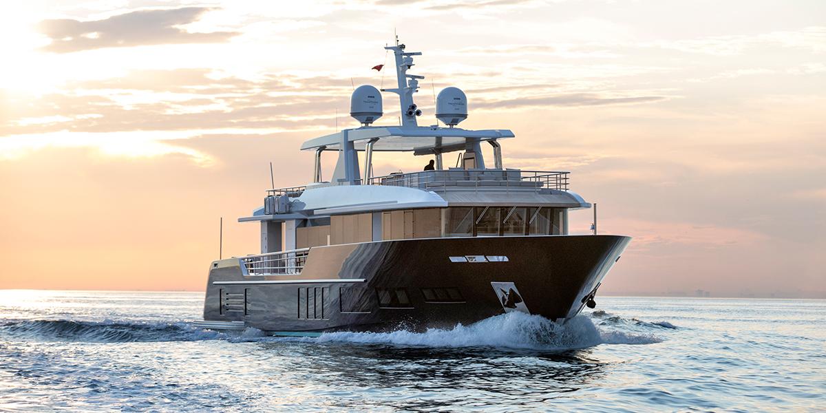 Alpha Yachts AL FRESCO 125