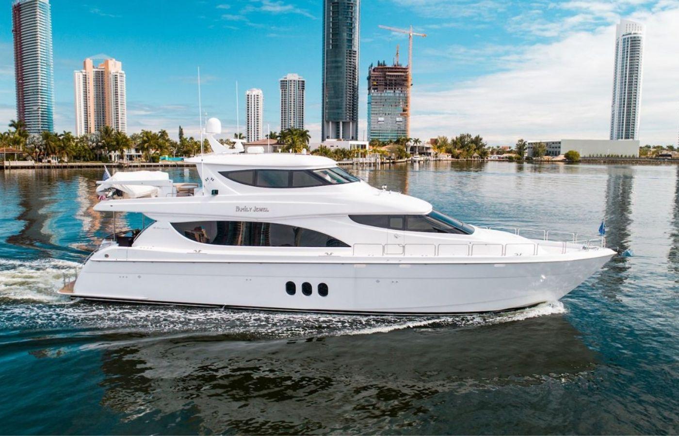 80 Hatteras Motor Yacht Sold By Dean Stuhlmann