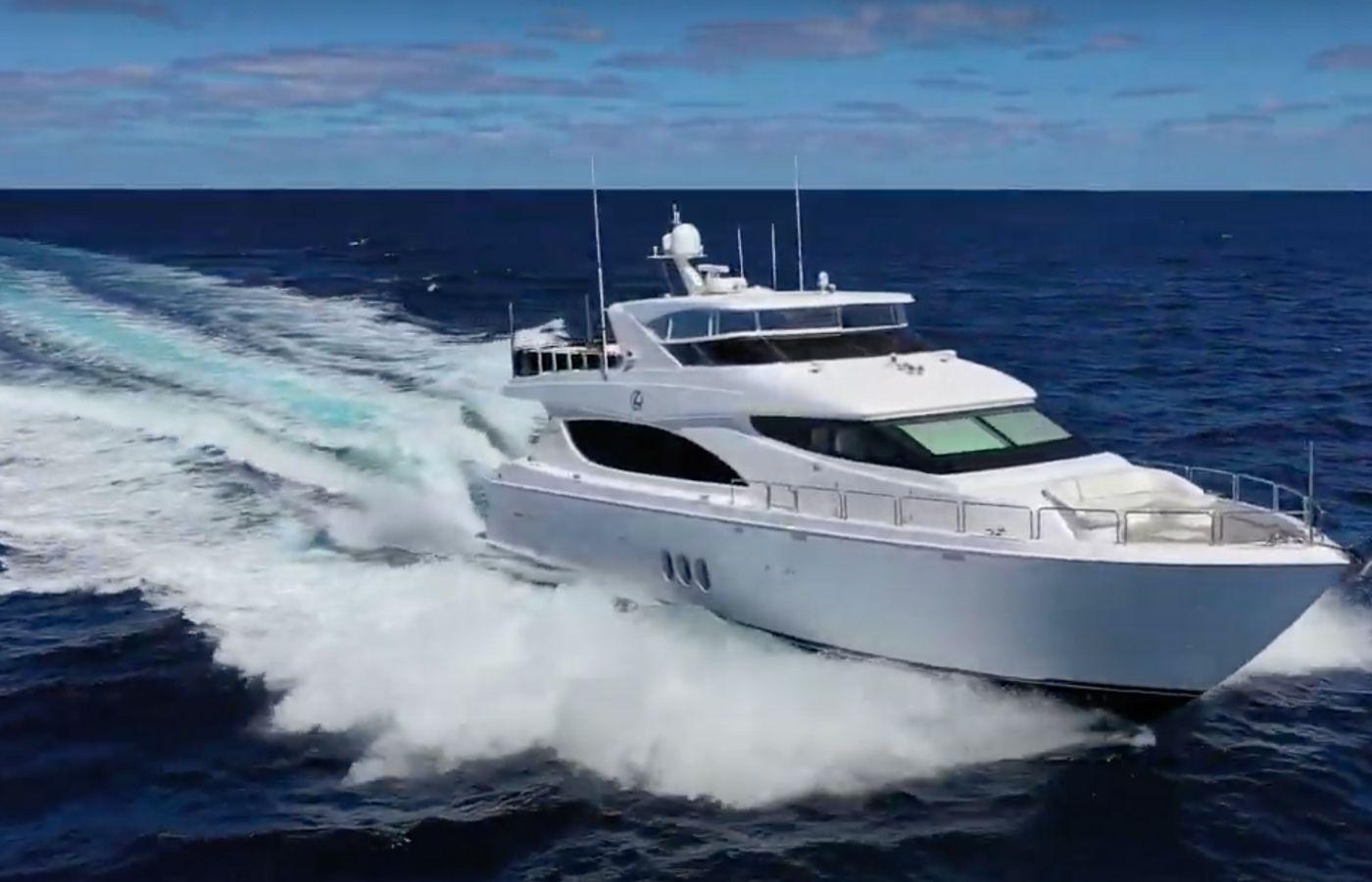 80 Hatteras Motor Yacht Sold By Jordan Preusz