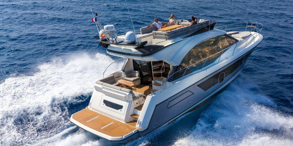 Monte Carlo 52 Yacht For Sale