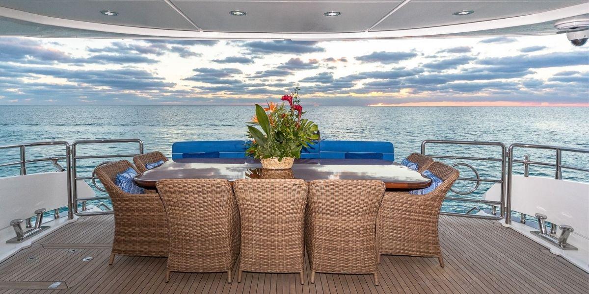 Kefi Yacht Charter