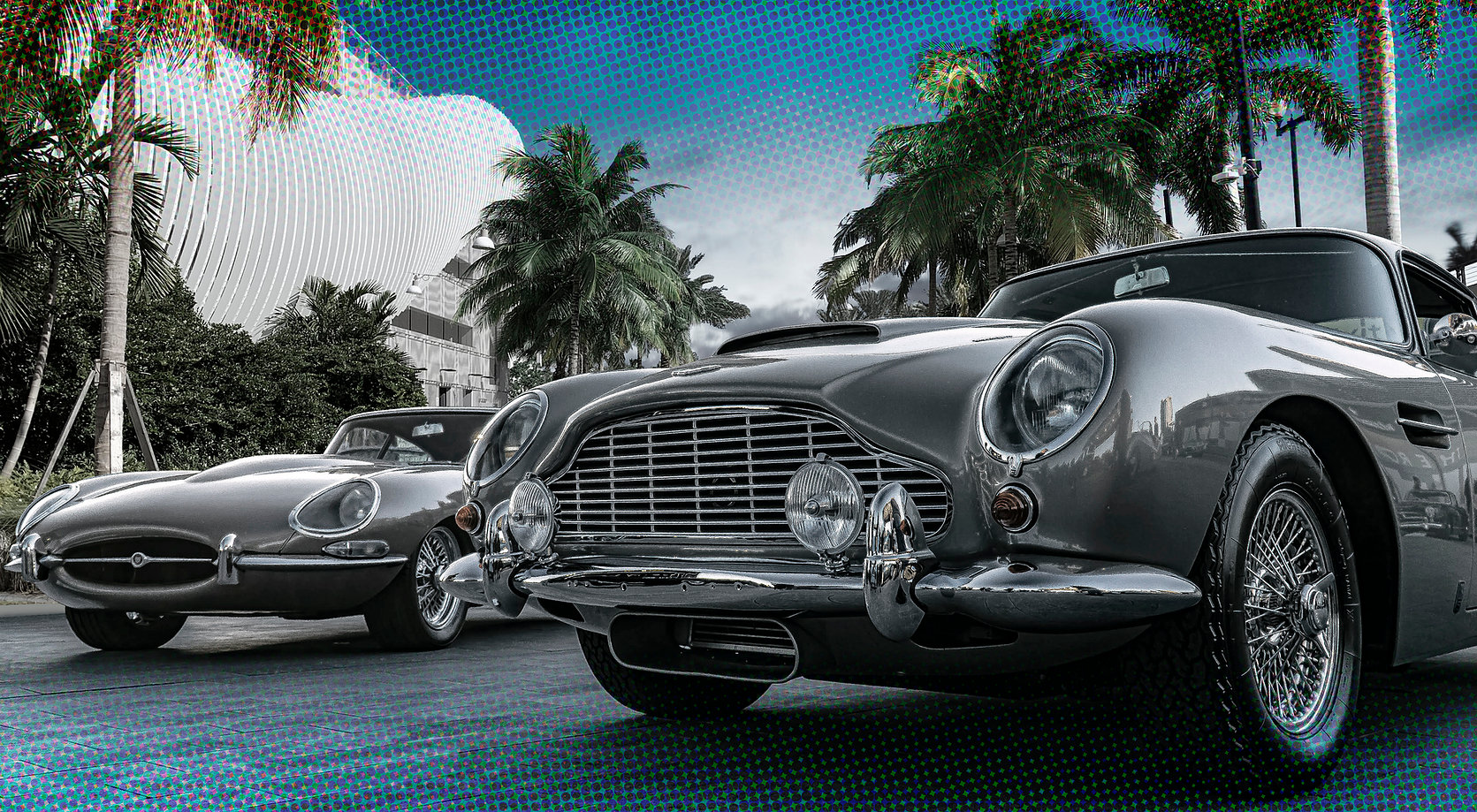 Classic Car Show in Fort Lauderdale