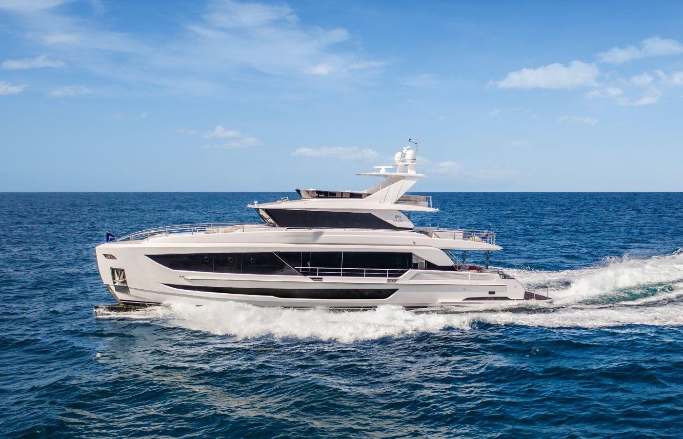 92 Horizon Motor Yacht Sold By Bill Palmer