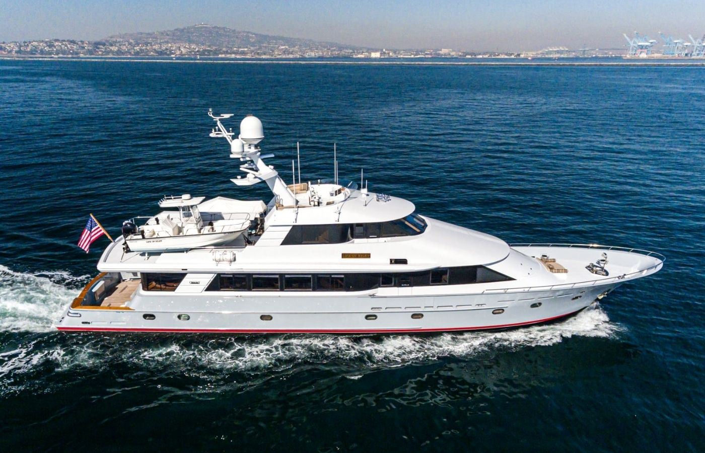 115 Westport/Crescent Motor Yacht Sold By Kit Denison