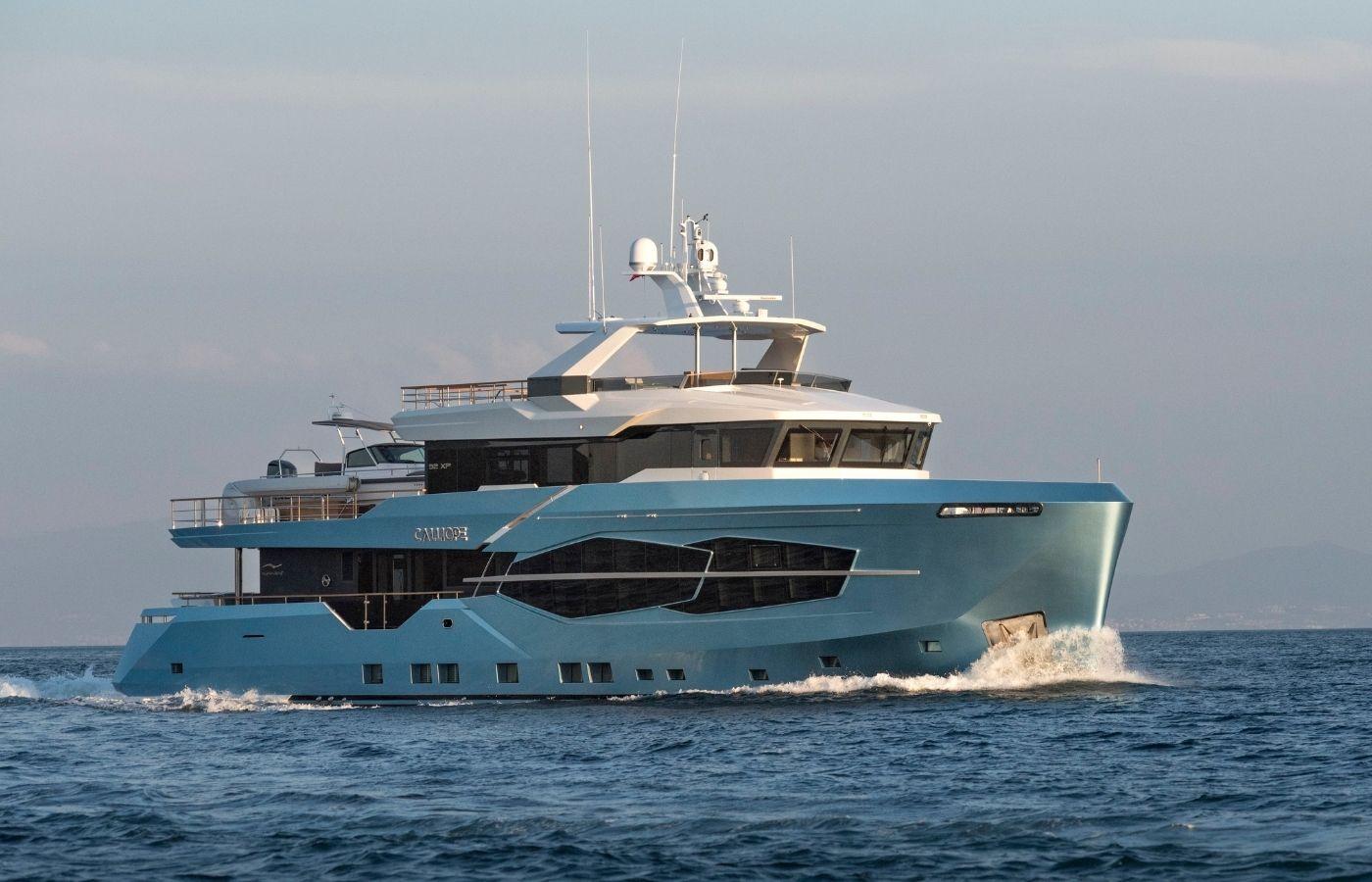 FLIBS 2021 Superyacht Spotlight: CALLIOPE 105' Numarine 2018